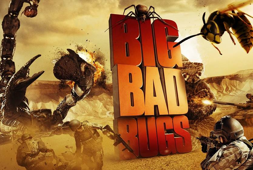 Big Bad Bugs (2012) Tamil Dubbed Movie HD 720p Watch Online