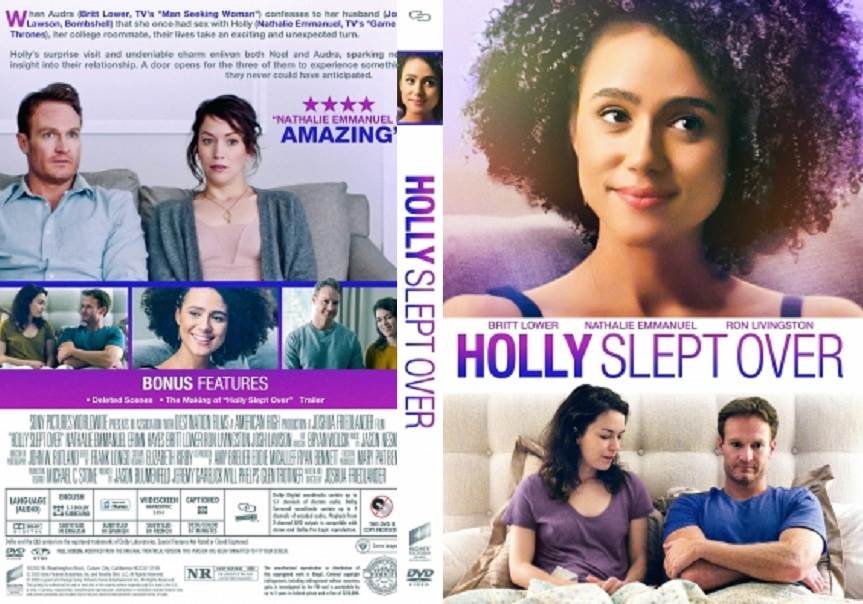 Holly Slept Over (2020) Tamil Dubbed Movie HD 720p Watch Online