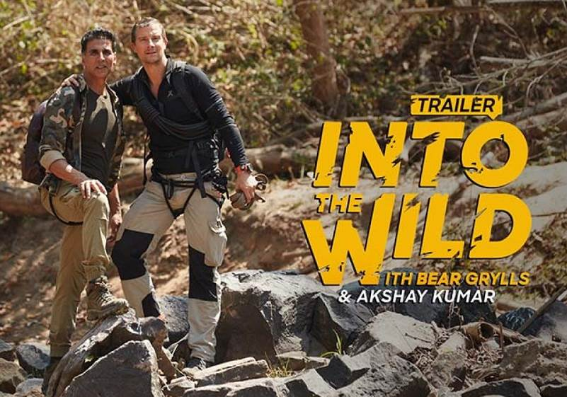 Into The Wild with Bear Grylls & Akshay Kumar (2020) HD 720p Tamil Dubbed Show Watch Online