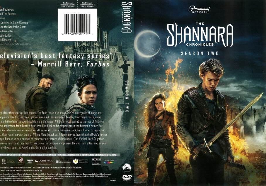 The Shannara Chronicles – Season 1 (2016) Tamil Dubbed Series HD 720p Watch Online