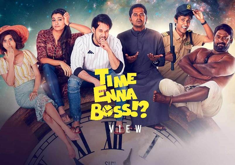 Time Enna Boss – Season 1 (2020) Tamil Series HD 720p Watch Online