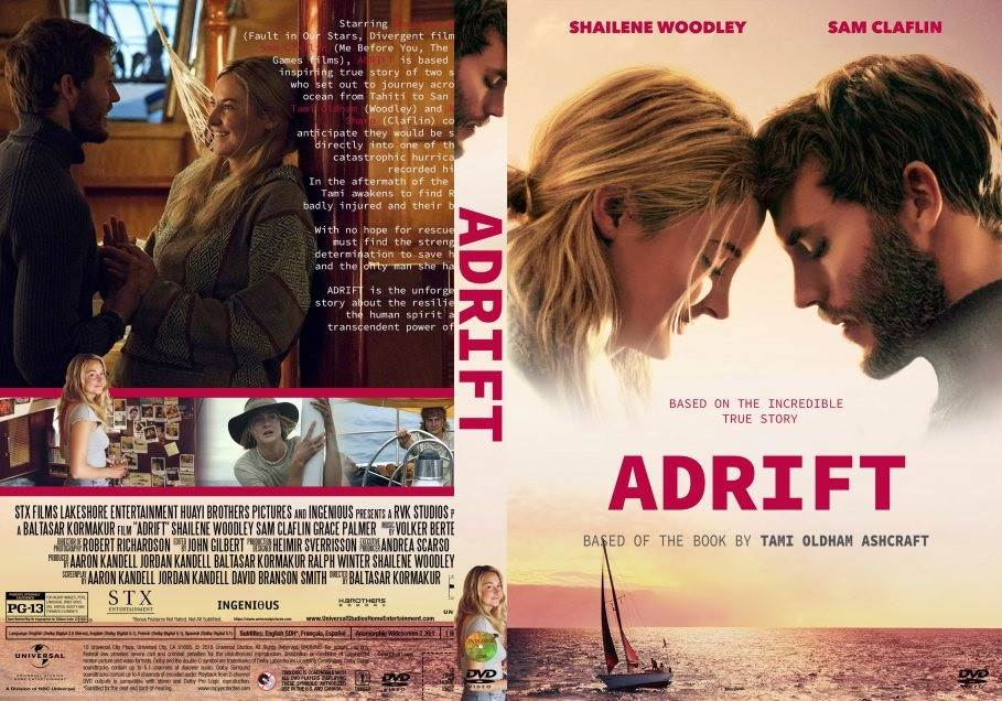 Adrift (2018) Tamil Dubbed Movie HD 720p Watch Online