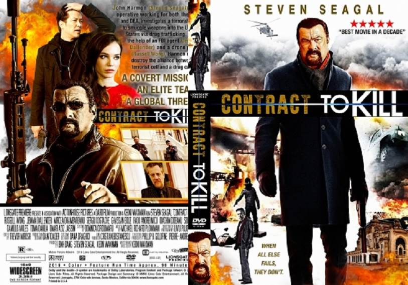 Contract To Kill (2016) Tamil Dubbed Movie HD 720p Watch Online