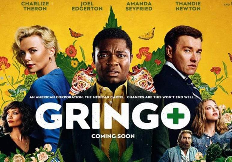 Gringo (2018) Tamil Dubbed Movie HD 720p Watch Online