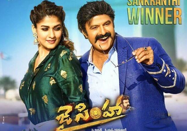 Jai Simha (2018) HD 720p Tamil Movie Watch Online