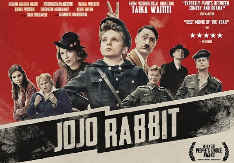 Jojo Rabbit (2019) Tamil Dubbed(fan dub) Movie HD 720p Watch Online