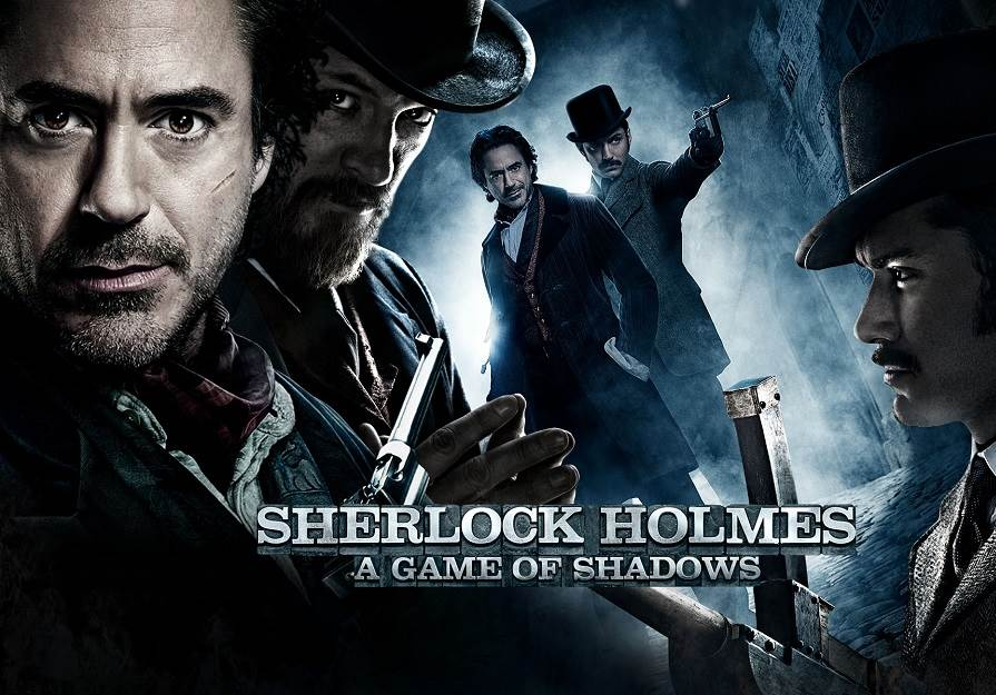 Sherlock Holmes 2: A Game of Shadows (2011) Tamil Dubbed(fan dub) Movie HD 720p Watch Online