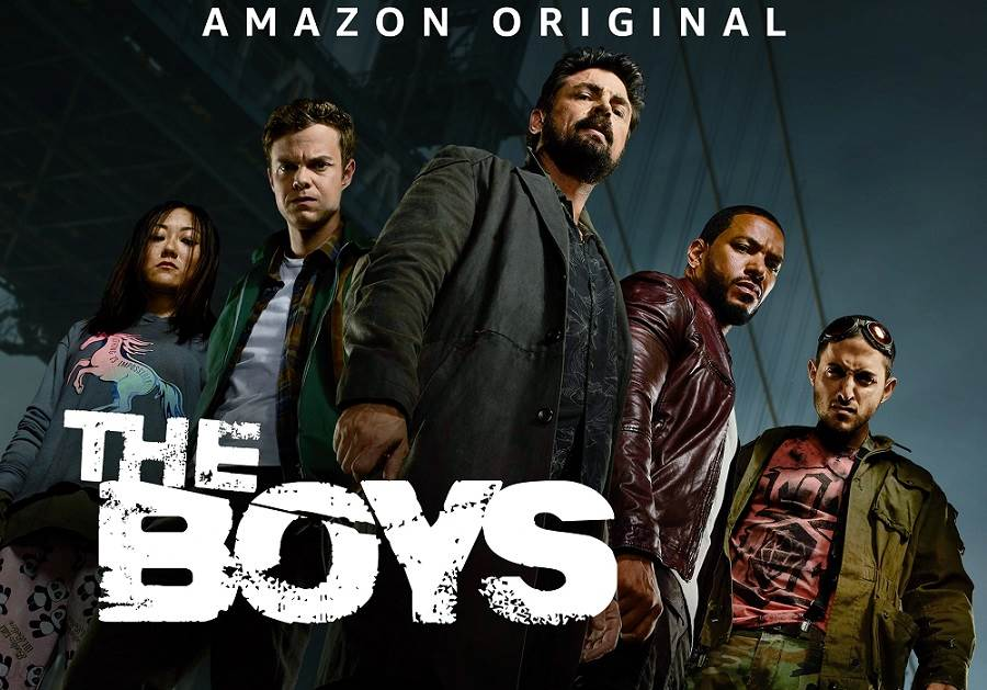 The Boys – Season 1 (2018) HD 720p Tamil Dubbed Series Watch Online