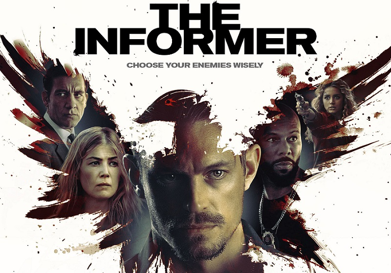 The Informer (2019) Tamil Dubbed Movie HD 720p Watch Online