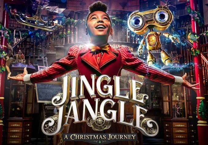 Jingle Jangle: A Christmas Journey (2020) Tamil Dubbed Movie HD 720p Watch Online