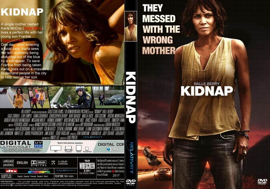 Kidnap (2017) Tamil Dubbed Movie HD 720p Watch Online