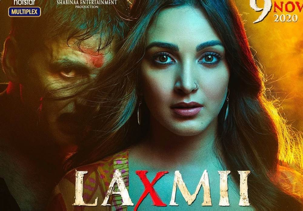 Laxmii (2020) HDRip 720p Tamil Dubbed(fan dub) Movie Watch Online