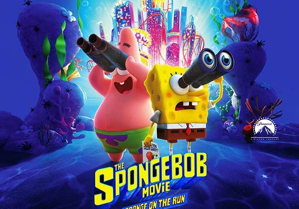 Sponge on the Run (2020) Tamil Dubbed Movie HD 720p Watch Online