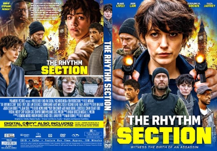 The Rhythm Section (2020) Tamil Dubbed Movie HD 720p Watch Online