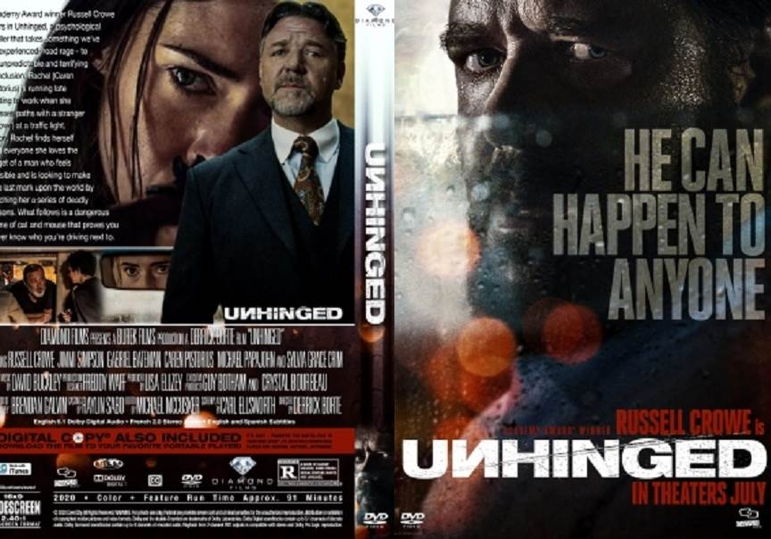 Unhinged (2020) Tamil Dubbed Movie HD 720p Watch Online