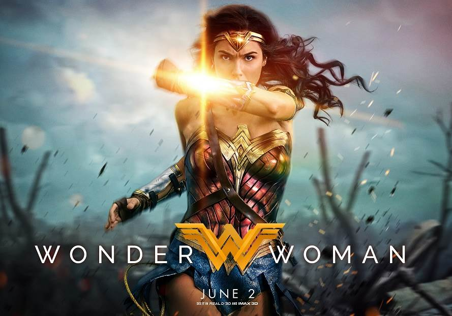 Wonder Woman (2017) Tamil Dubbed Movie HD 720p Watch Online