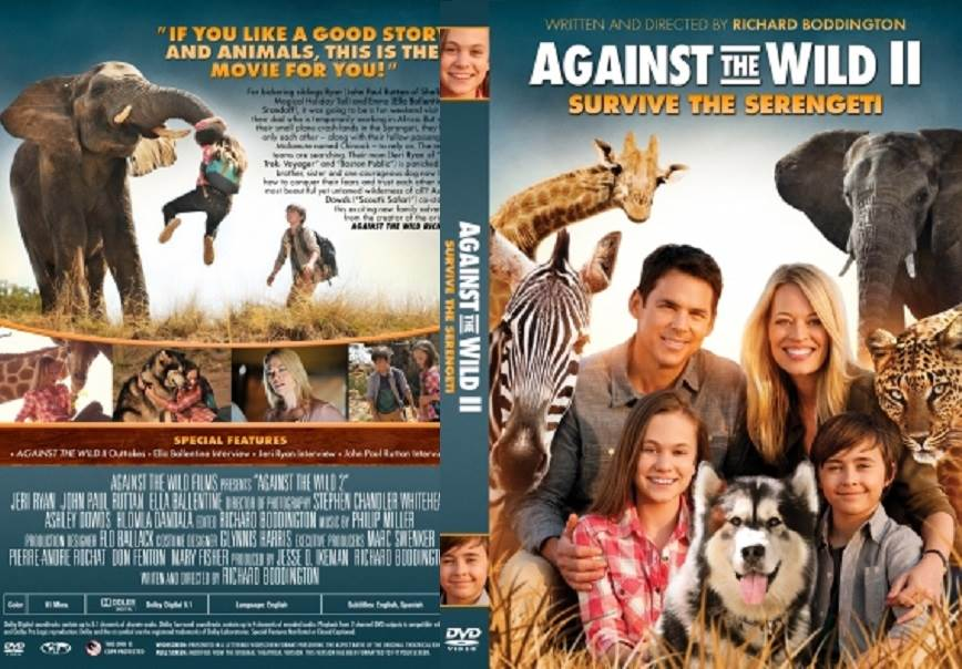 Against The Wild 2 Survive The Serengeti (2016) Tamil Dubbed Movie HD 720p Watch Online