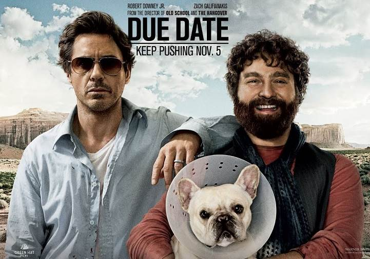 Due Date (2010) Tamil Dubbed(fan dub) Movie HD 720p Watch Online