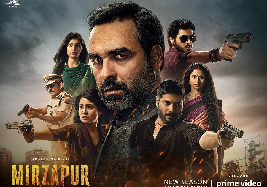 Mirzapur – Season 02 (2020) HD 720p Tamil Dubbed Series Watch Online