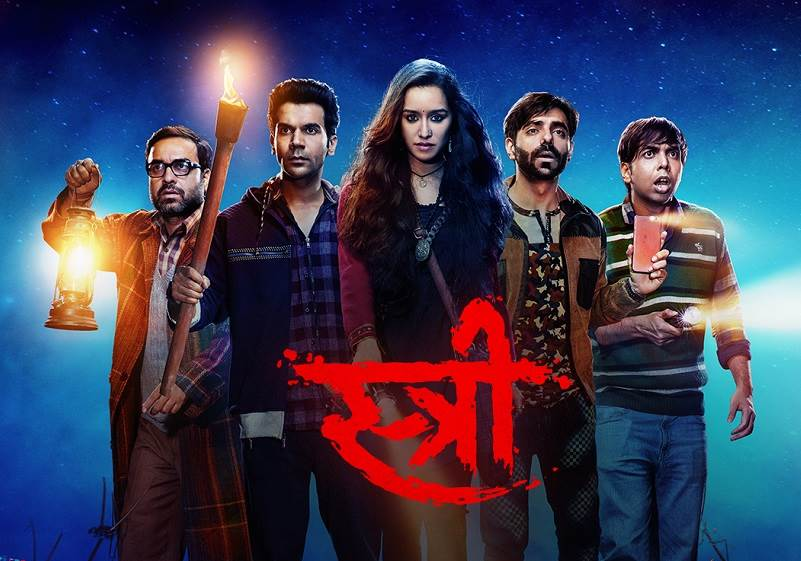 Stree (2018) HD 720p Tamil Movie Watch Online