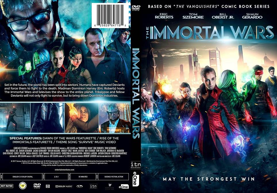 The Immortal Wars (2018) Tamil Dubbed Movie HD 720p Watch Online