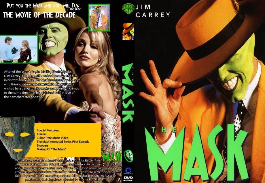 The Mask (1994) Tamil Dubbed(fan dub) Movie HD 720p Watch Online