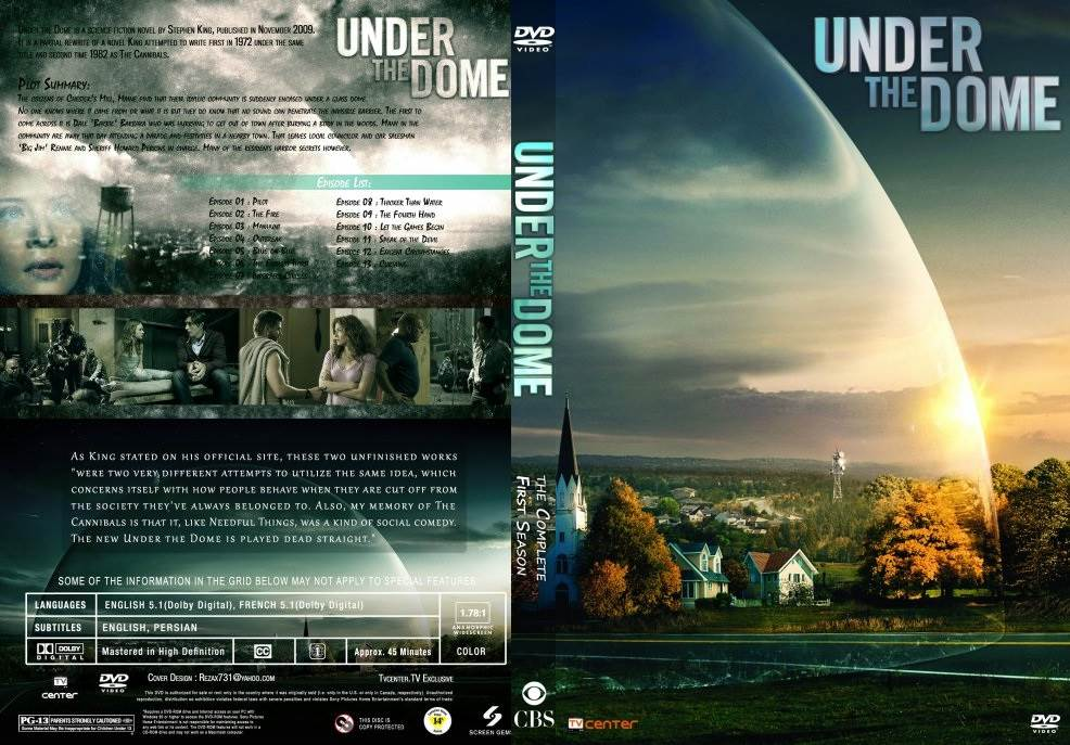 Under the Dome – Season 1 (2013) Tamil Dubbed Series HD 720p Watch Online