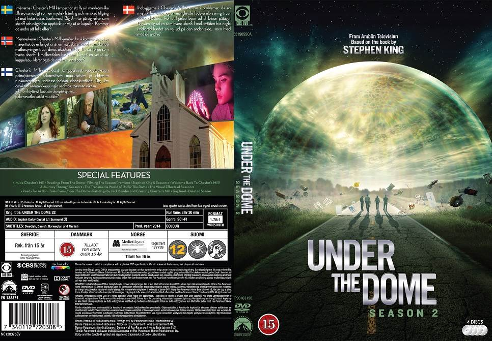 Under the Dome - Season 1 (2013) HD 720p Tamil Dubbed Series Watch Online