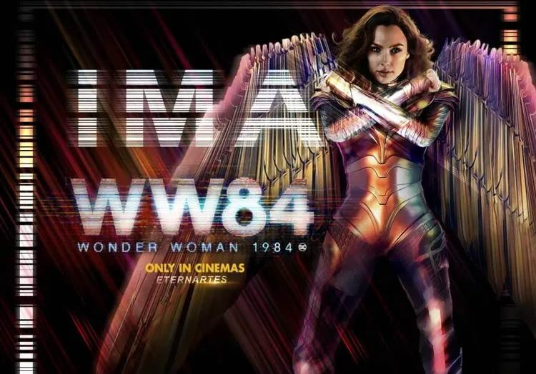 Wonder Woman 1984 (2020) Tamil Dubbed Movie HDRip 720p Watch Online (HQ Audio)