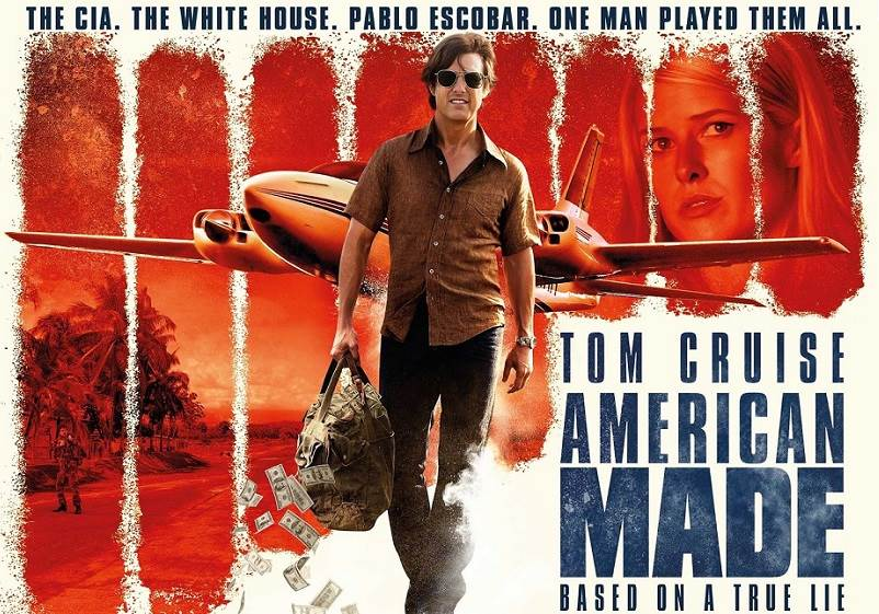 American Made (2017) Tamil Dubbed(fan dub) Movie HD 720p Watch Online