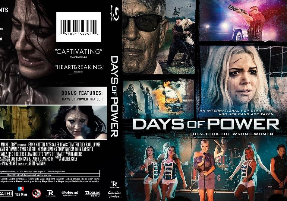 Days Of Power (2018) Tamil Dubbed Movie HD 720p Watch Online