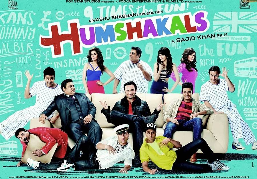 Humshakals (2021) HD 720p Tamil Dubbed Movie Watch Online