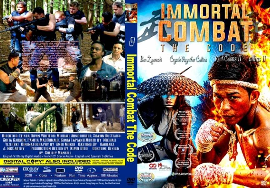 Immortal Combat the Code (2019) Tamil Dubbed Movie HDRip 720p Watch Online