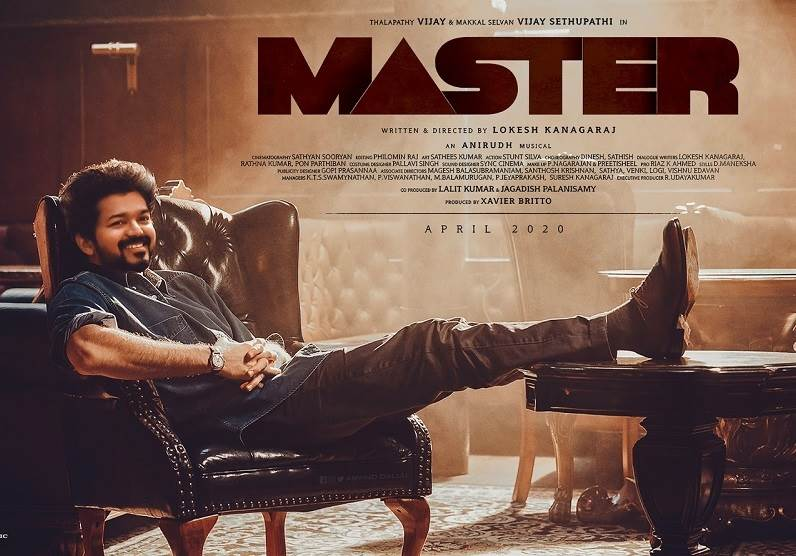Master (2021) HQ DVDScr Tamil Full Movie Watch Online
