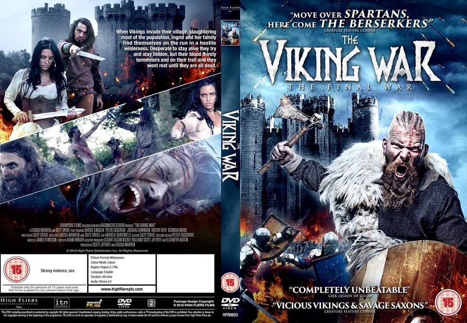 The Viking War (2019) Tamil Dubbed Movie HD 720p Watch Online