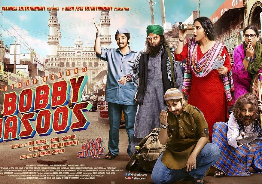 Bobby Jasoos (2021) HD 720p Tamil Dubbed Movie Watch Online