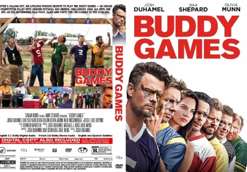 Buddy Games (2019) Tamil Dubbed(fan dub) Movie HDRip 720p Watch Online