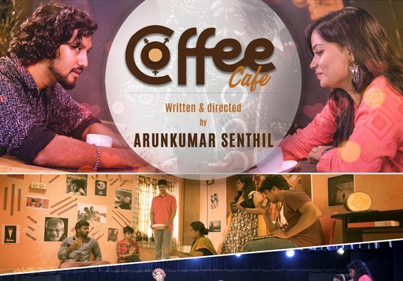 Coffee Cafe (2021) HD 720p Tamil Movie Watch Online