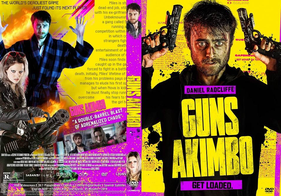 Guns Akimbo (2019) Tamil Dubbed Movie HD 720p Watch Online