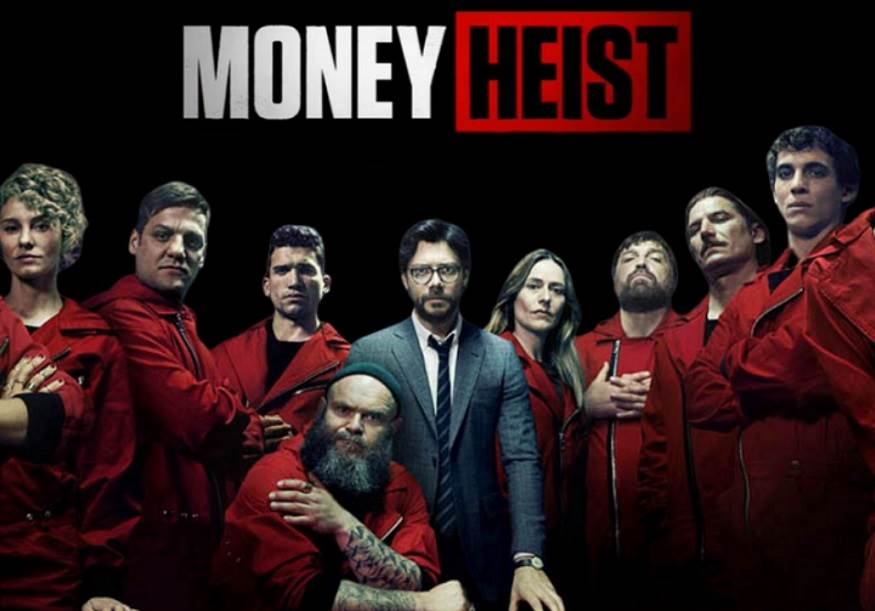 Money Heist - Season 01 (2017) Tamil Dubbed Series HD 720p Watch Online