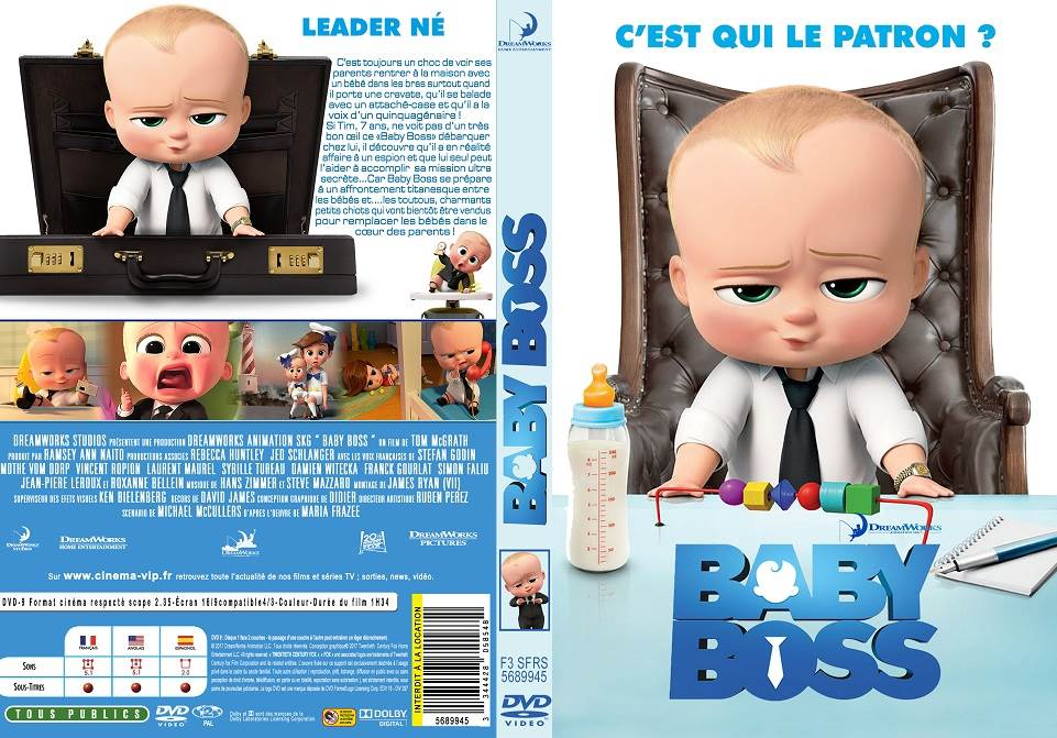 The Boss Baby (2017) Tamil Dubbed(fan dub) Movie HD 720p Watch Online
