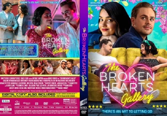 The Broken Hearts Gallery (2020) Tamil Dubbed Movie HD 720p Watch Online