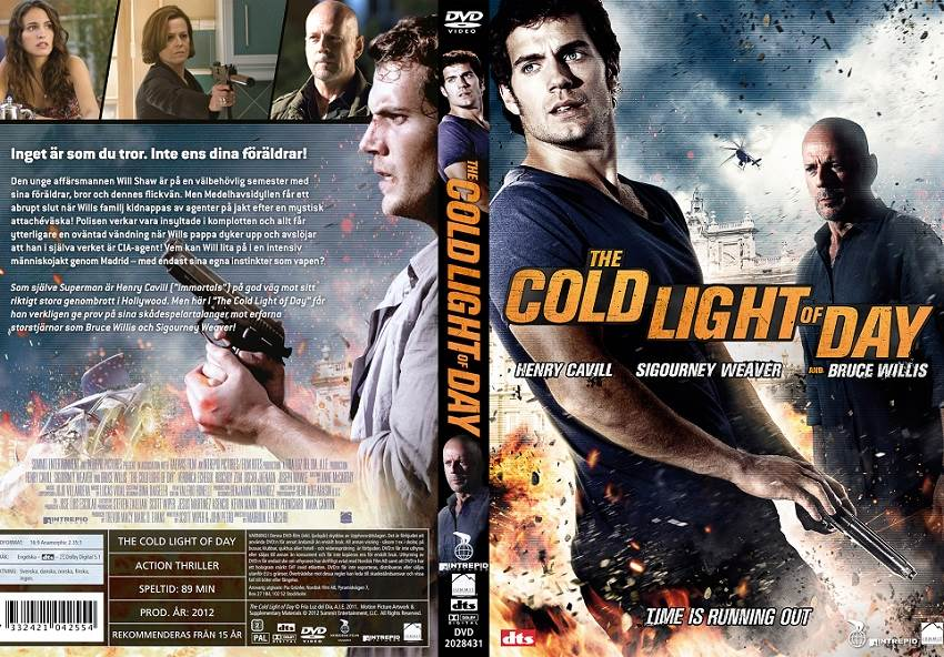 The Cold Light of Day (2012) Tamil Dubbed Movie HD 720p Watch Online