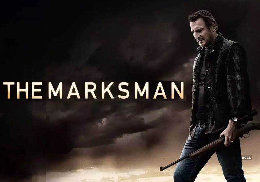 The Marksman (2021) Tamil Dubbed Movie HDRip 720p Watch Online (Line Audio)