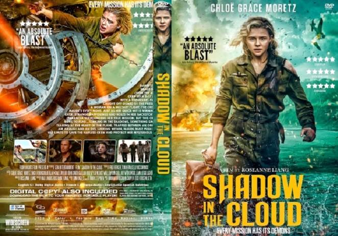 Shadow in the Cloud (2021) Tamil Dubbed(fan dub) Movie HDRip 720p Watch Online