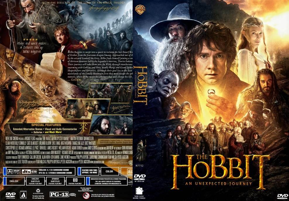 The Hobbit An Unexpected Journey (2012) Tamil Dubbed(fan dub) Movie HDRip 720p Watch Online