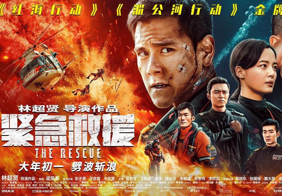 The Rescue (2020) Tamil Dubbed(fan dub) Movie HDRip 720p Watch Online