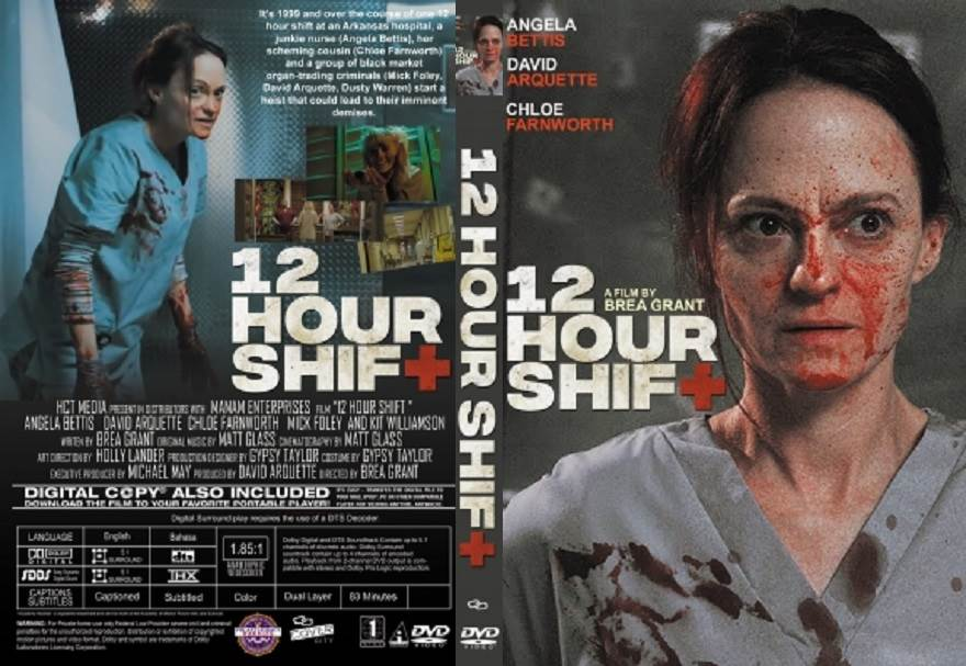 12 Hour Shift (2020) Tamil Dubbed(fan dub) Movie HDRip 720p Watch Online