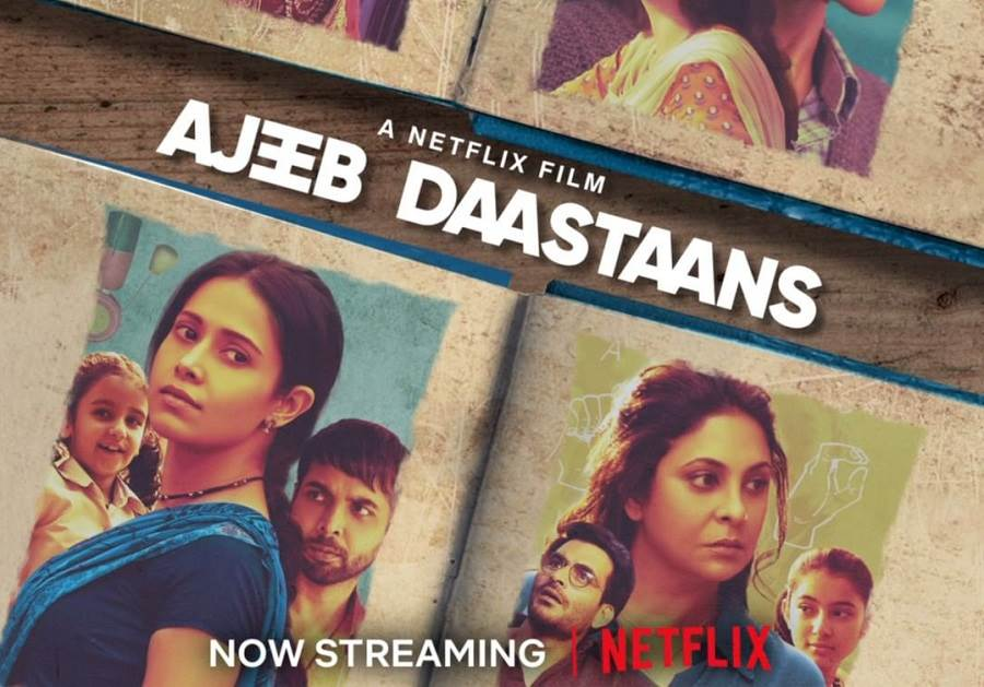 Ajeeb Daastaans (2021) HD 720p Tamil Movie Watch Online