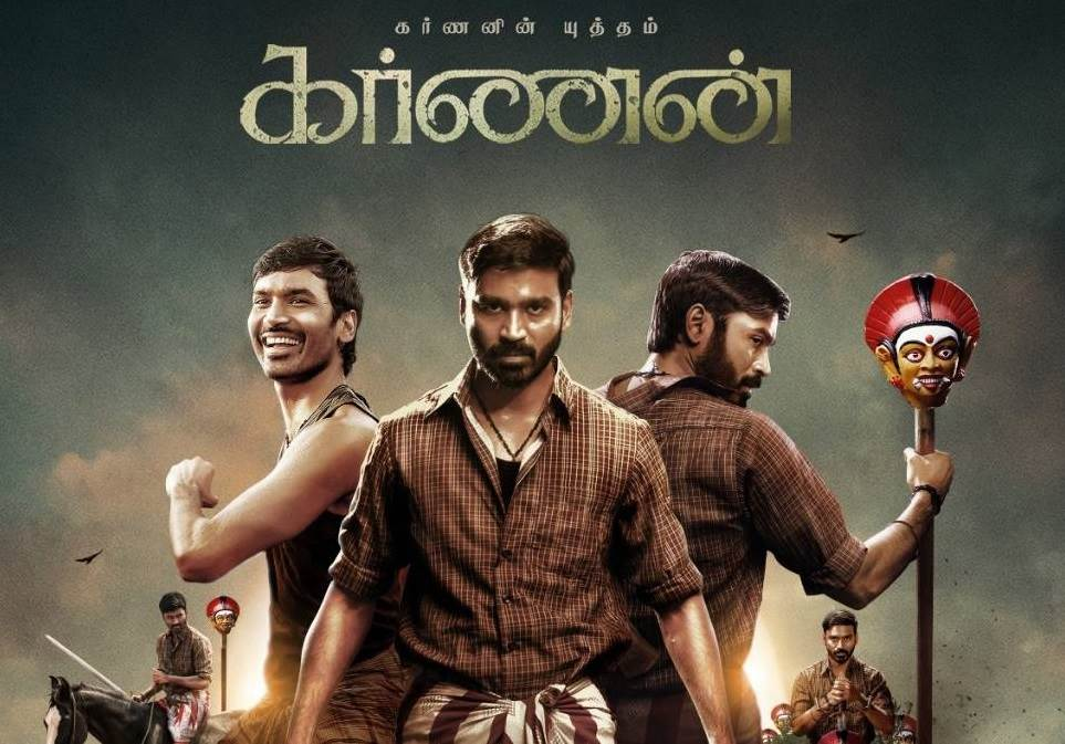 Karnan (2021) HD 720p Tamil Movie Watch Online